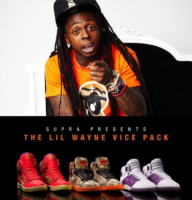 Lil Wayne Sneaker Style Profile 25