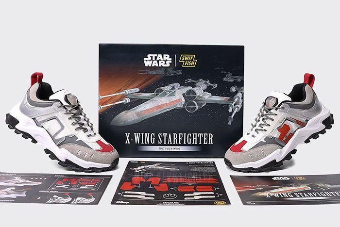 Star Wars X Switfish X Wing Collaboration Motive Side4