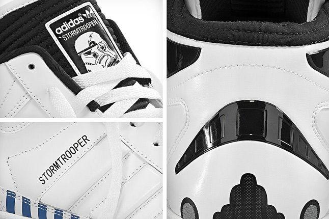 Adidas Star Wars Storm Trooper 1