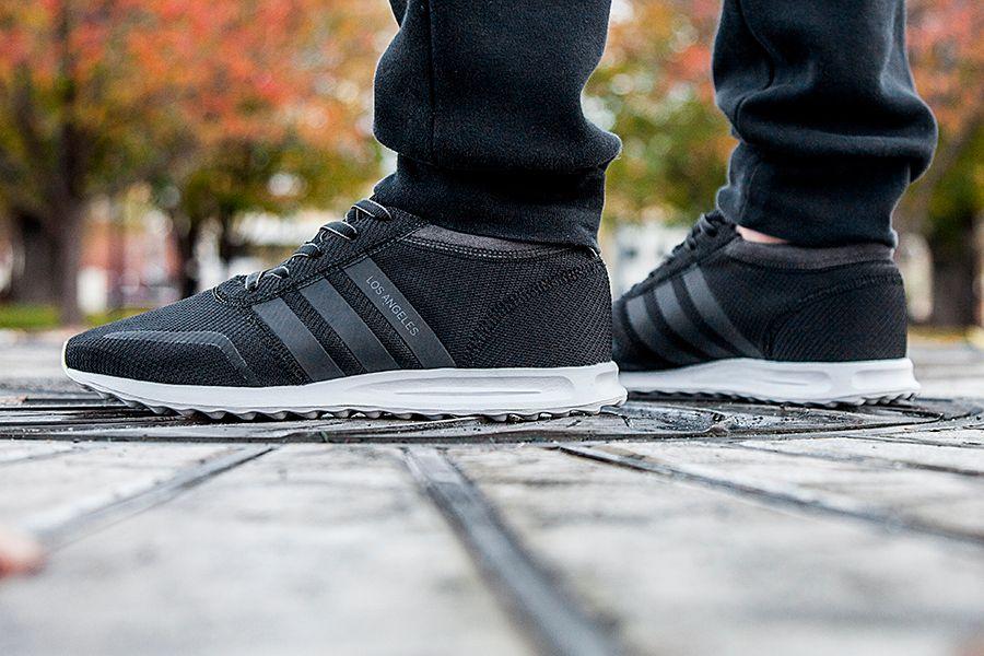 Adidas La Black Mens 1