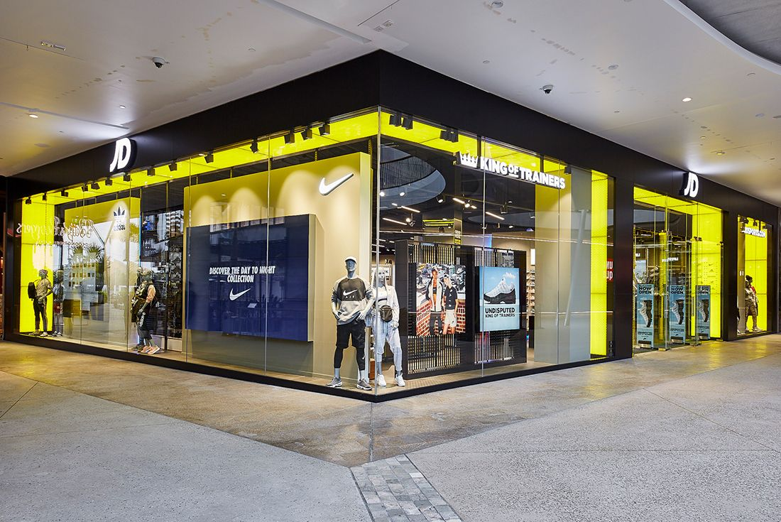Take A Look Inside The New Pacific Fair Jd Sports Store2