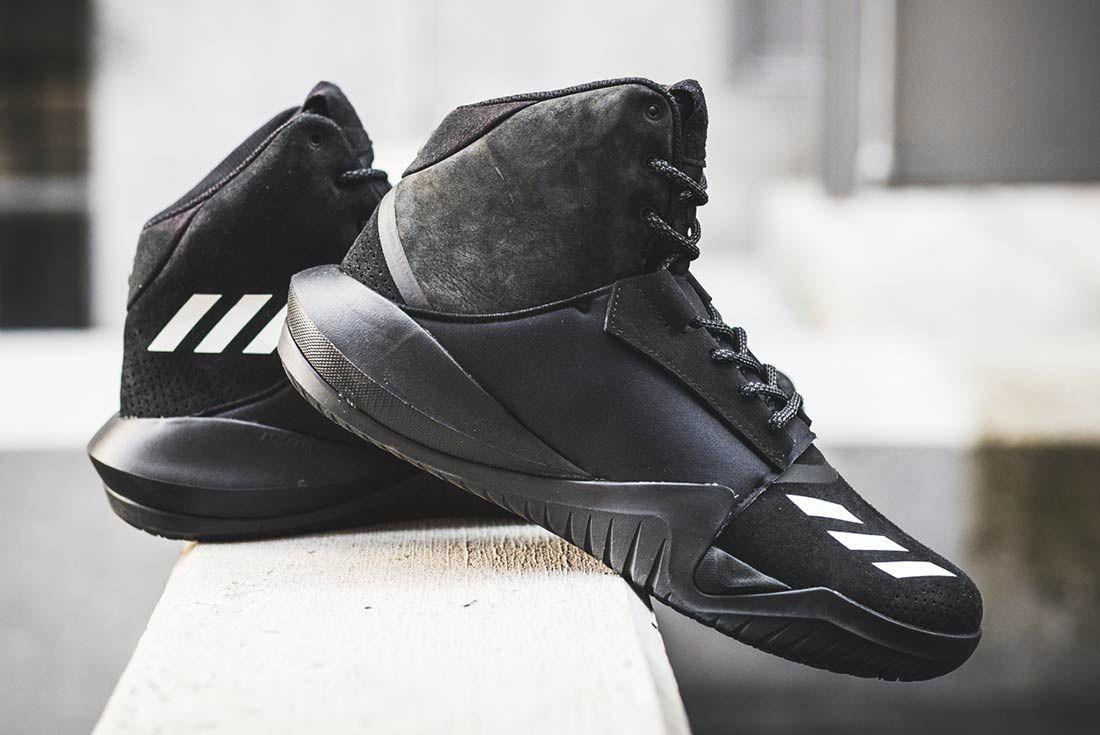 Adidas Consortium Crazy Explosive High Day One 5