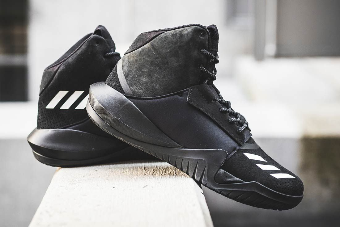 Adidas Consortium Crazy Explosive High Day One 5