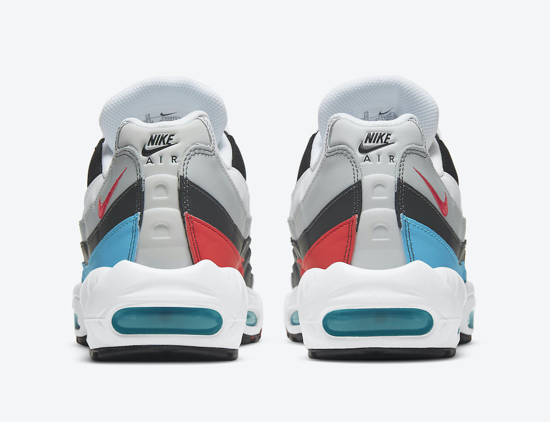 Nike Air Max 95 Glass Blue CV6971-100