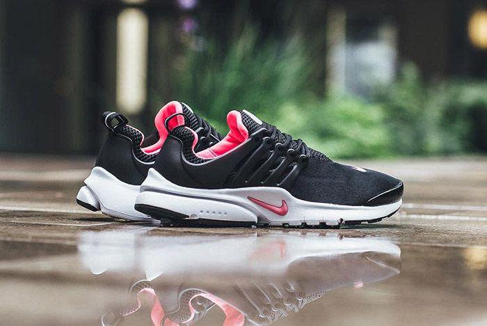 Nike Air Presto Gs Black Hyper Pink 2