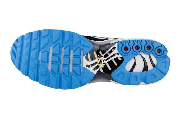 Nike Air Max Plus Black Vivid Blue