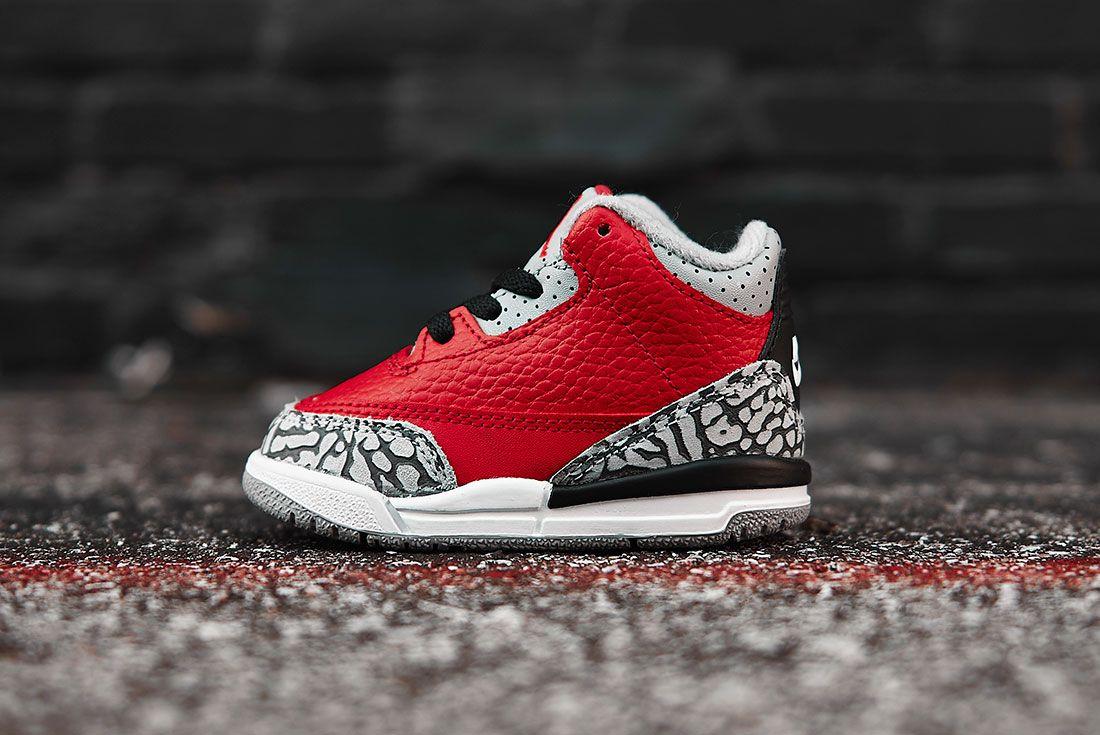 Jd 20200207 Jordan Retro 3 Photo Studio 333 Hero Shot Sneaker Freaker