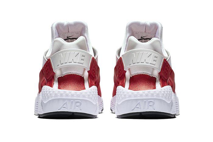 Nike Air Huarache Dna Ch 1 Ar3864 100 Release Date Heel
