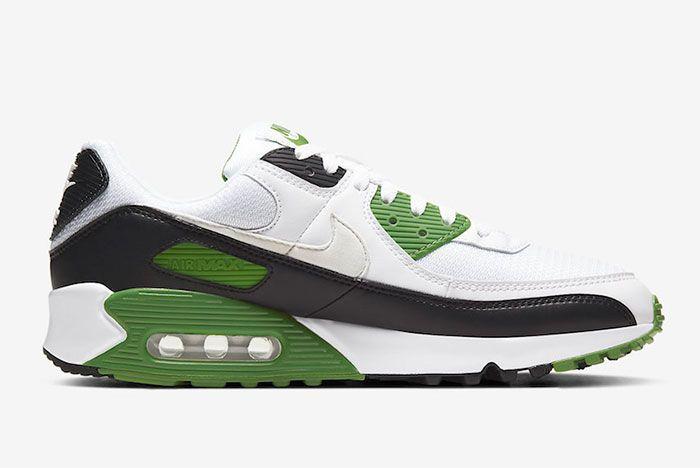 Nike Air Max 90 Chlorophyll Right