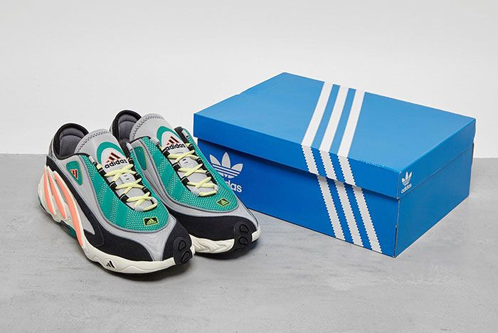 Adidas Eqt Solution Sneaker Yeezy Wave Runner Box