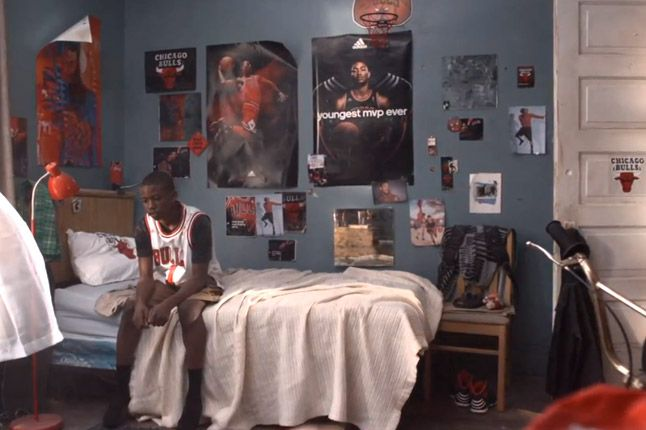 D Rose Wakeup Commercial The Return 11