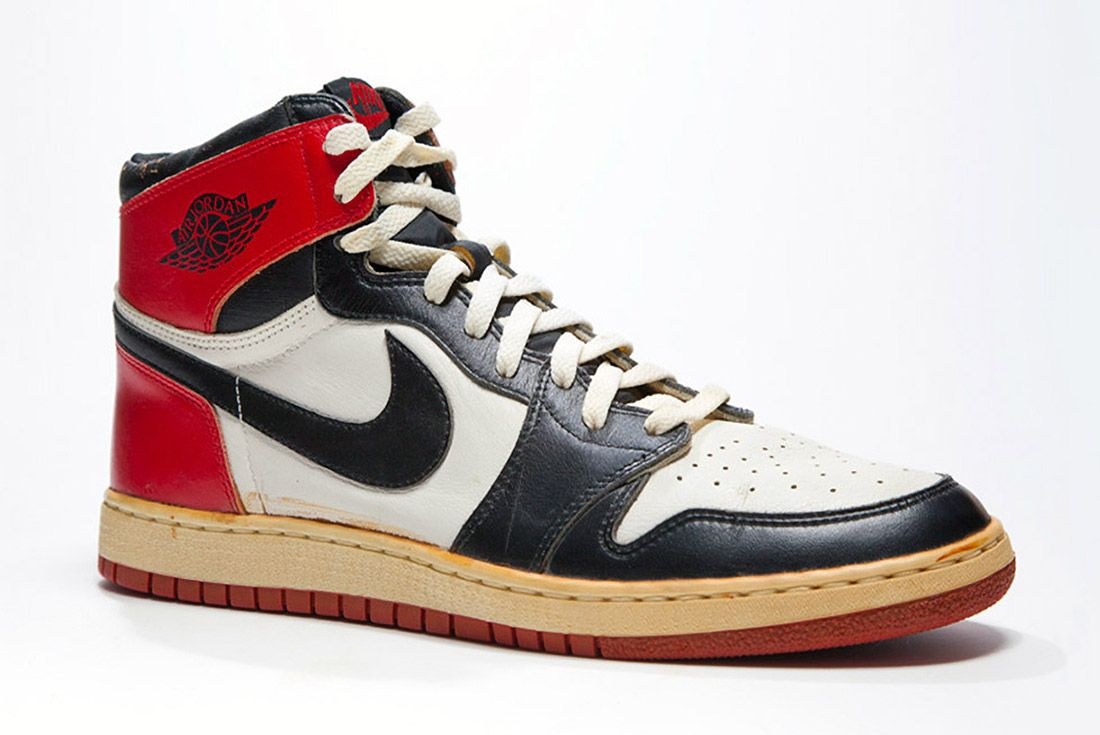 Air Jordan 1 Black Toe Prototype 2