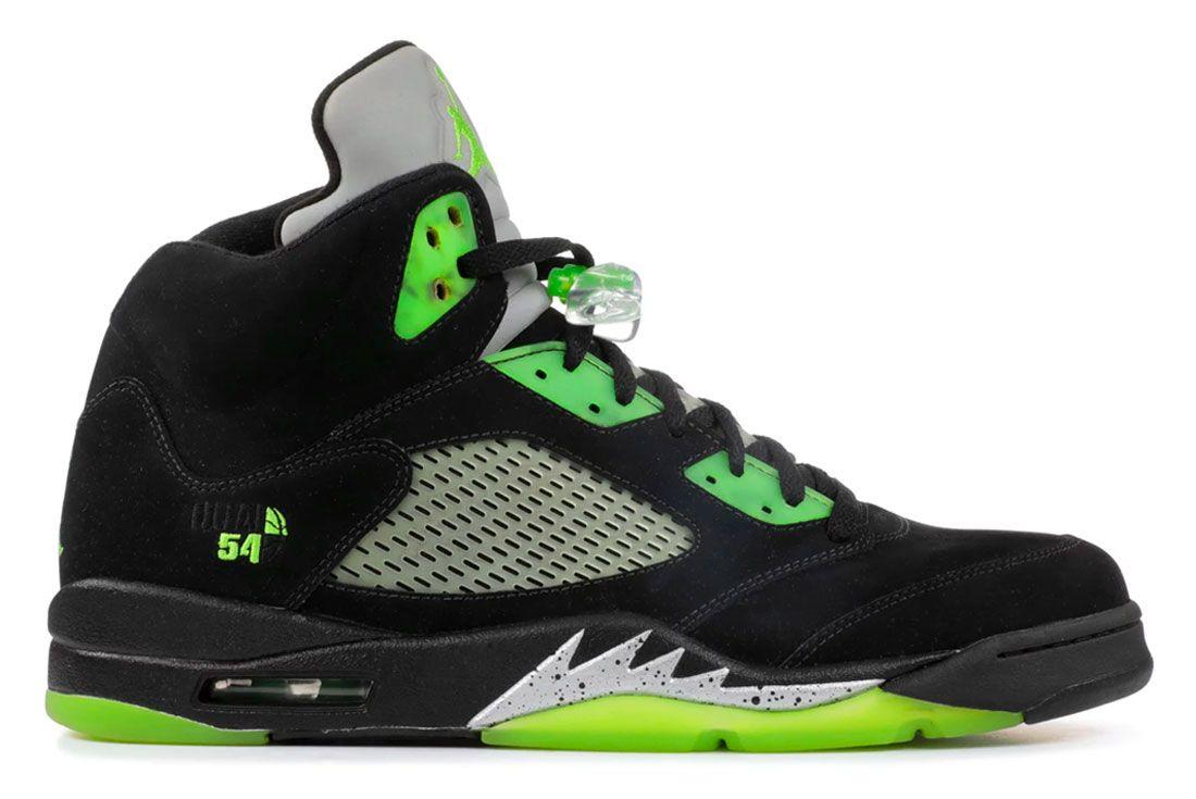 Air Jordan 5 Quai 54 Right