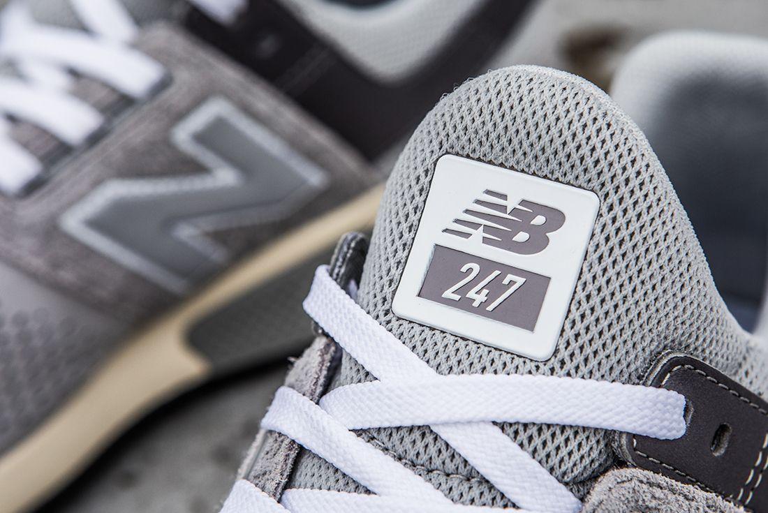 New Balance 247 Grey 1