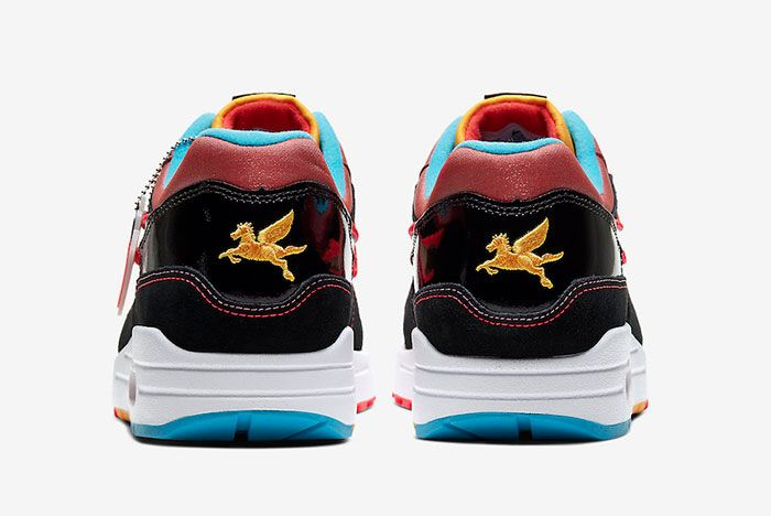 Nike Air Max 1 Chinese New Year Cu6645 001 Release Date 5Official