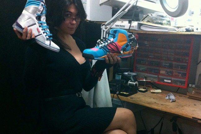 Power Laces Air Mag 1