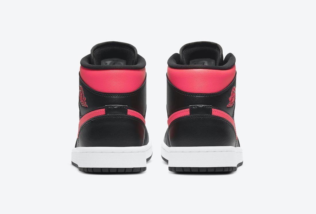 Air Jordan 1 Mid 'Siren Red'