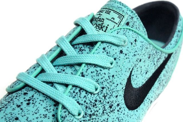 Nike Sb Stefan Janoski Electric Green 1