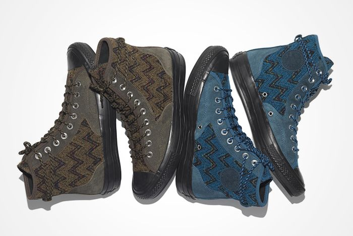 Missoni X Converse Chuck Taylor All Star 70 Hiker Feature