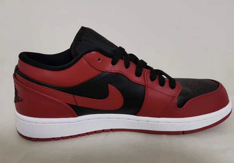 Air Jordan 1 Low Varsity Red Release Date 1