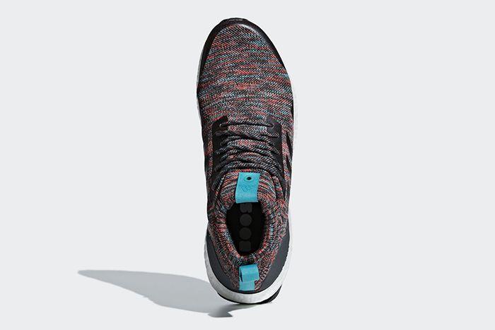 Adidas Ultra Boost Mid Multicolour Dark Grey 3