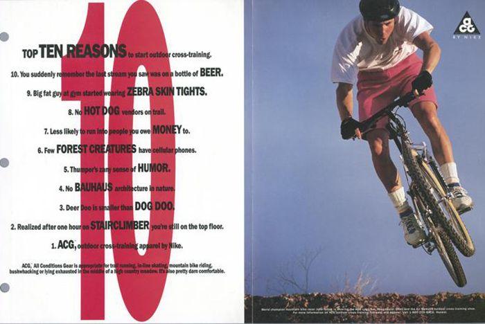 De otra manera voz Universal  A Brief History of Nike Cycling - Sneaker Freaker