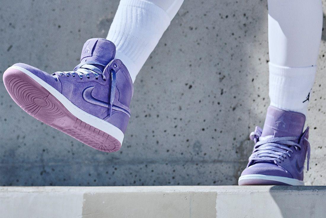 Jordan Brand Air Jordan 1 Season Of Her Sneaker Freaker 2