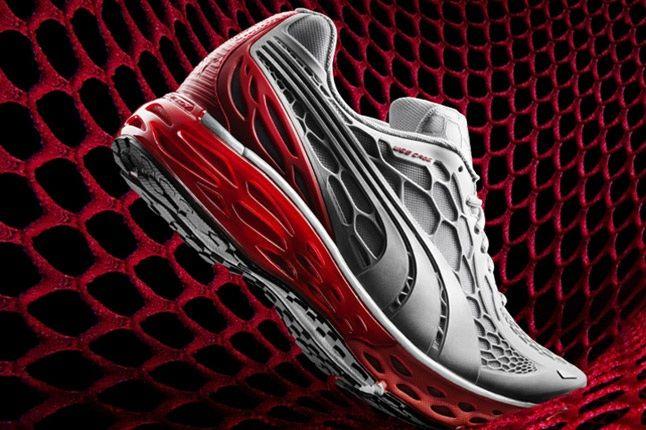Puma Running Bioweb Elite Red 1