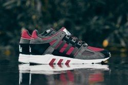 Adidas Eqt Running Guidance Support 93 Core Black Rust Red Thumb