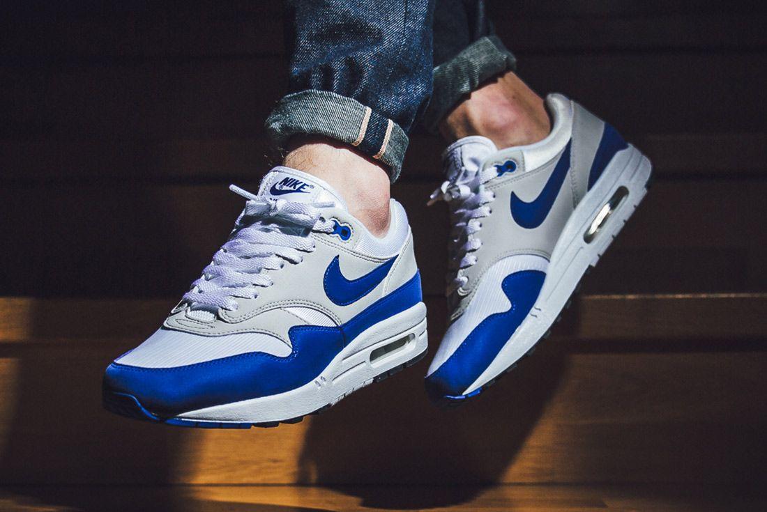 Nike Air Max 1 Anniversary Blue 2
