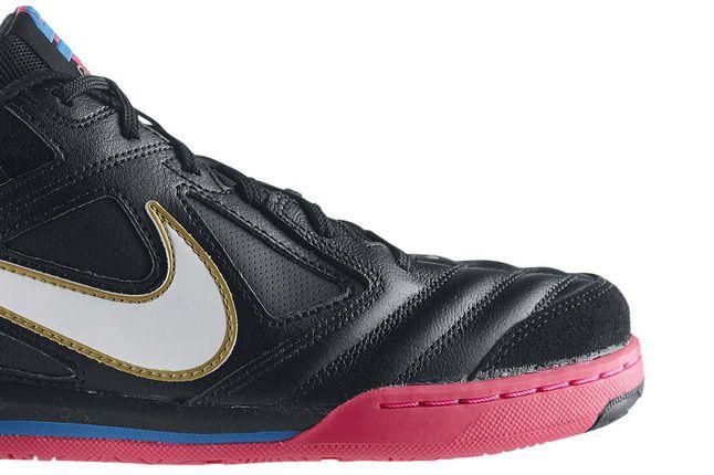Nike5 Gato Leather Cr Pack Cristiano Ronaldo Toe Detail 1