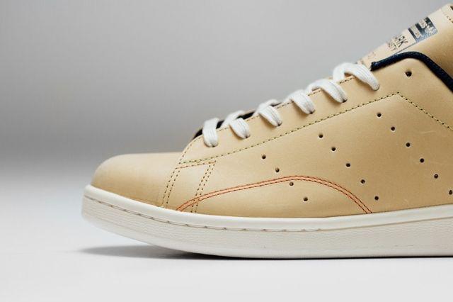 The Fourness Adidas Stan Smith Tan 1