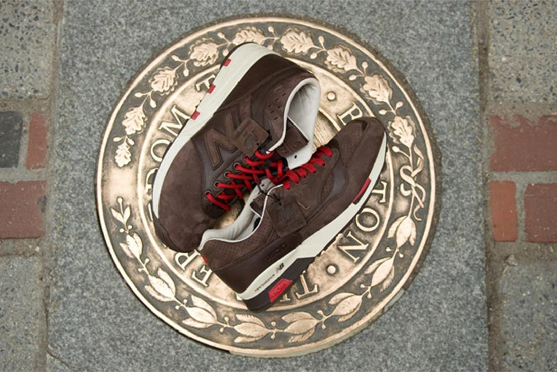 Concepts New Balance The Freedom Trail Collection 1500 Side Shot