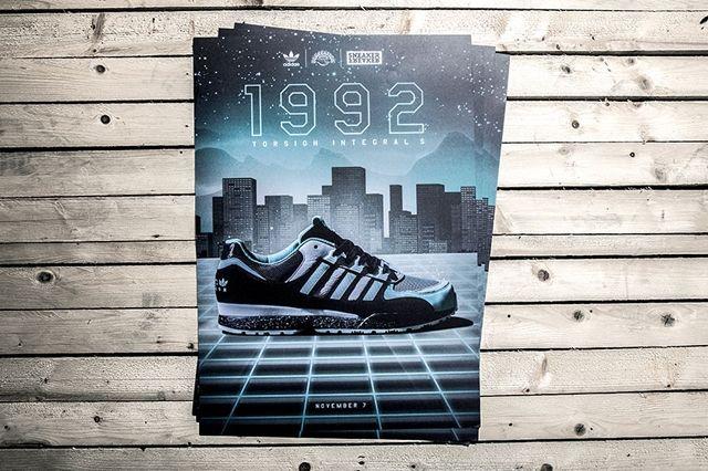 Sneaker Freaker Adidas Torsion Integral S Launch 1
