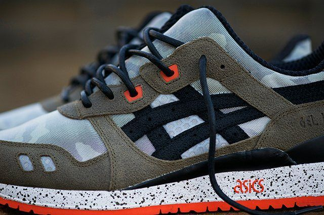 Bait X Asics Gel Lyte Iii Basics Model 002 Guardian 4
