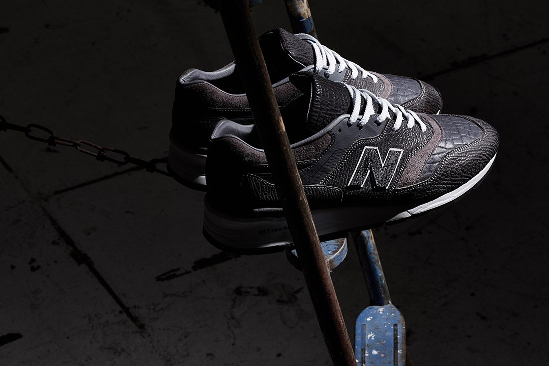New Balance 997 Gy Homage By Bespoke Ind