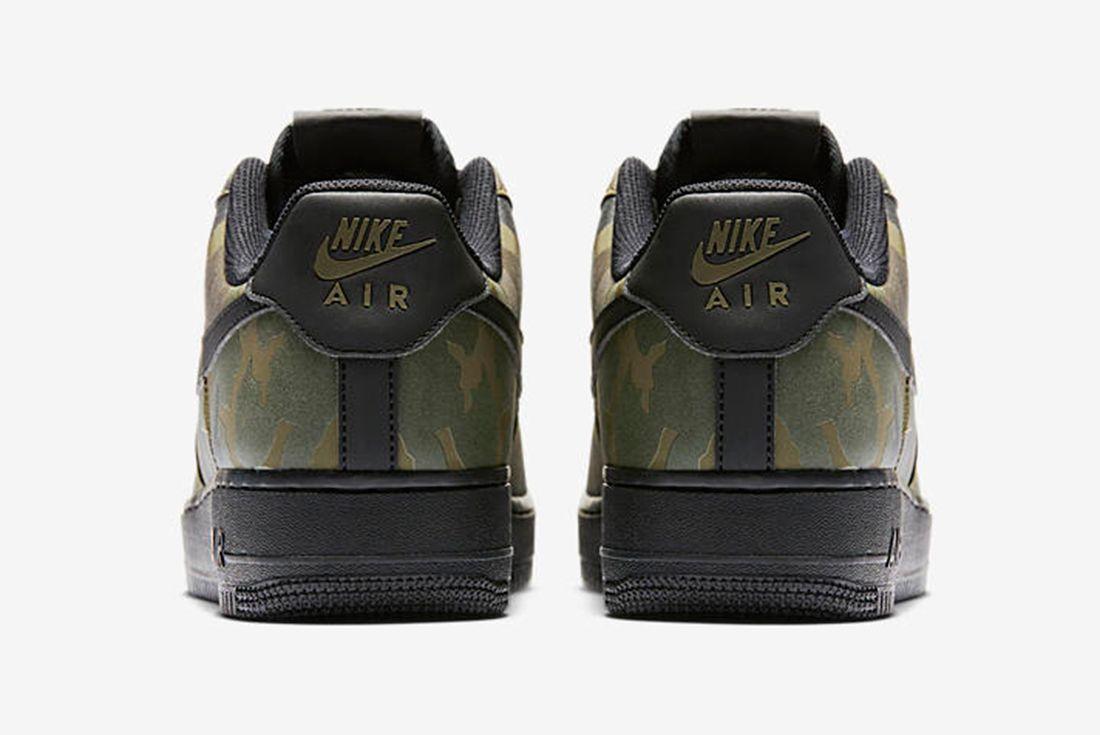 Nike Air Force 1 Camo Reflective 6 1