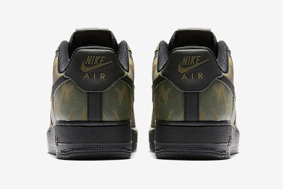 Nike Air Force 1 Camo Reflective 6 1