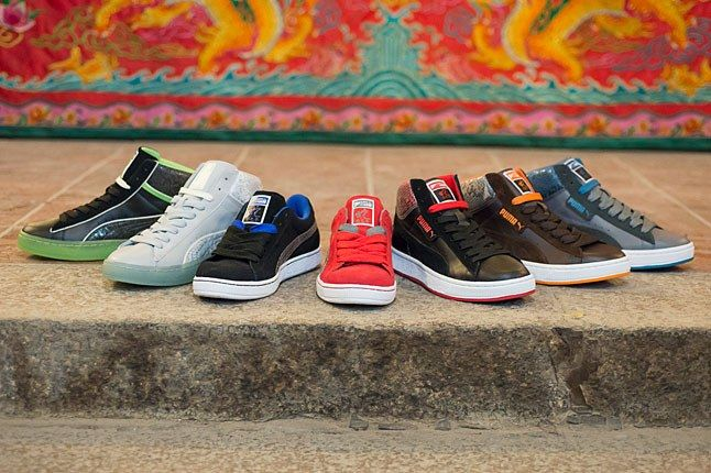 Puma Mid Year Of The Snake 1