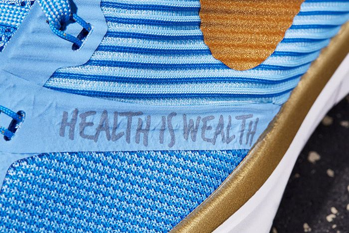 Nike Free Train Instinct Hart Blue 3