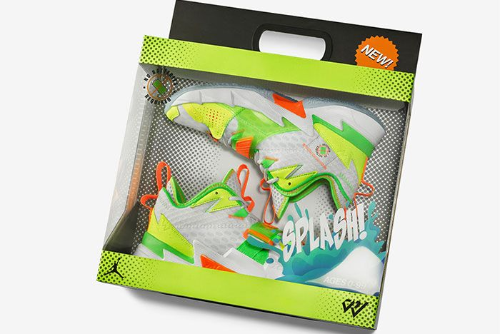 Jordan Why Not Zer0 3 Splash Zone Box