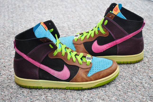 Nike Dunk Hi 7