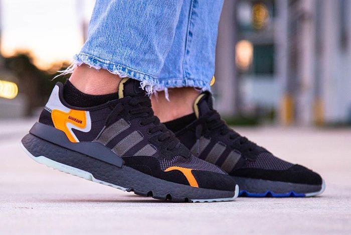 Adidas Nite Jogger 2019 On Feet 1
