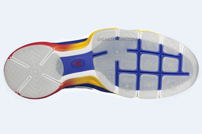 Manny Pacquiao Nike Lunar Tr1 Outsole 1