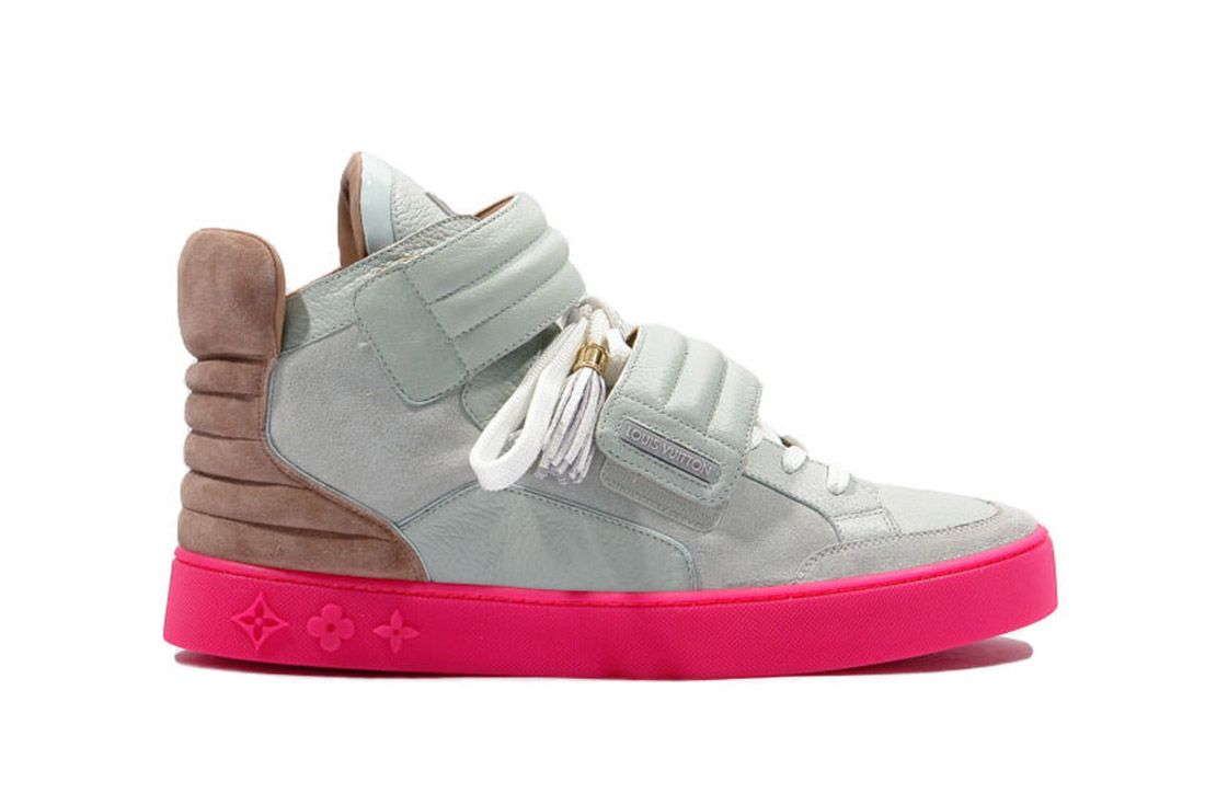 Material Matters Velcro Kanye West Louis Vuitton Jasper