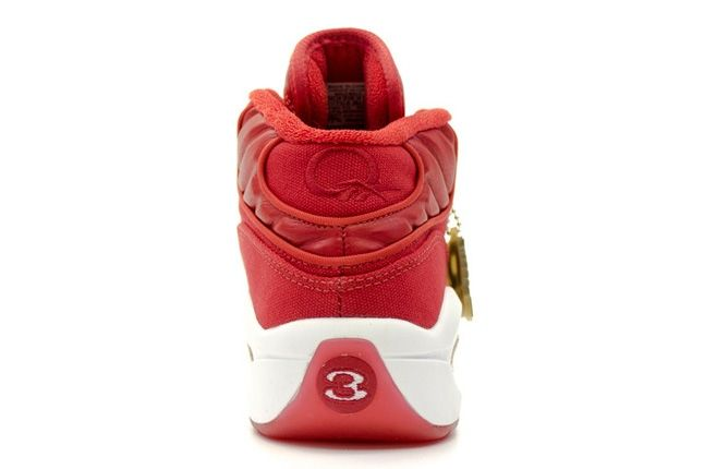 Rbk Question Canvas Red Heel 1