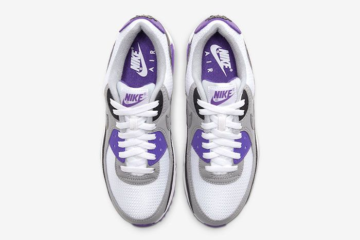 Nike Air Max 90 Hyper Grape Cd0490 103 Top
