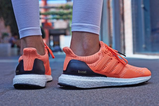 Adidas Ultra Boost Flash Orange 2
