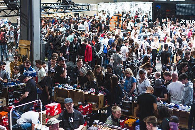 Sneakerness Zurich 2014 Recap 55