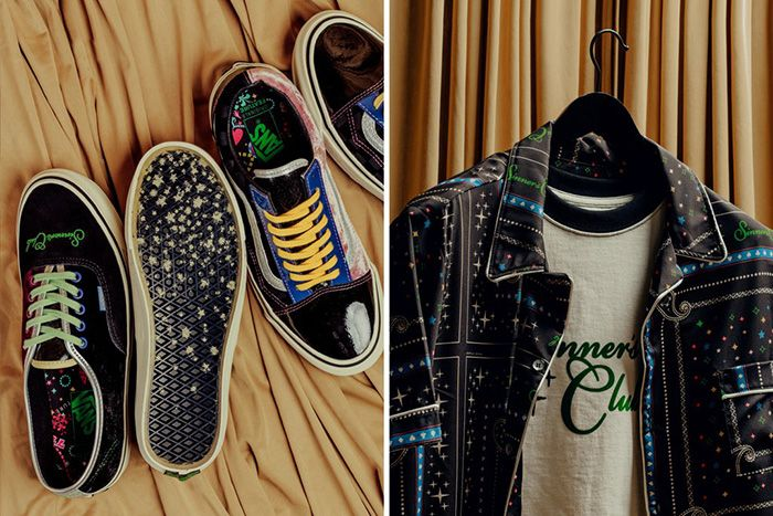 Feature Vans Old Skool Authentic Sinners Club Part Ii Release Date Hero Outsole